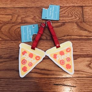 Accessories - Pizza Luggage Tags